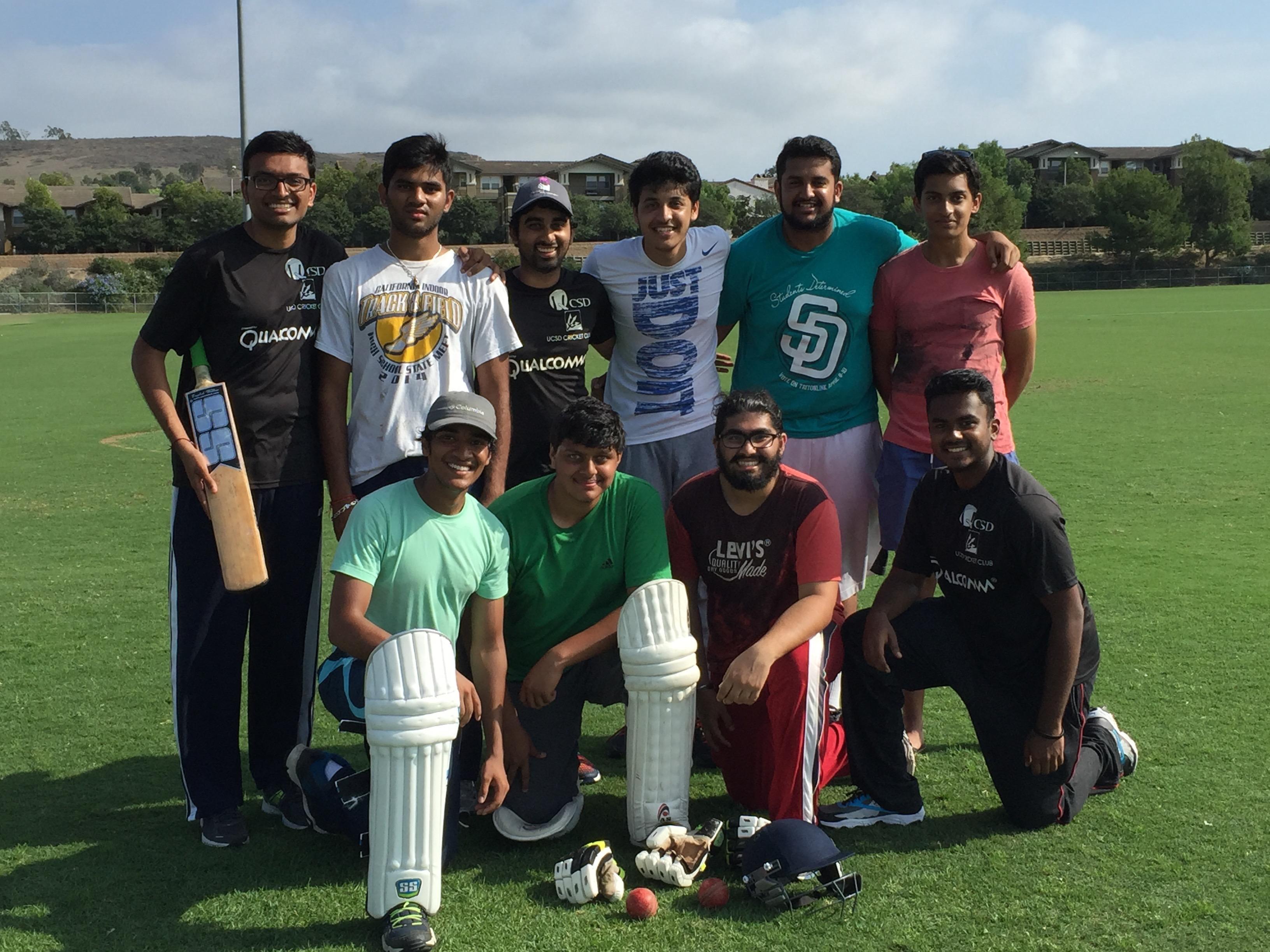 Cricket-Team