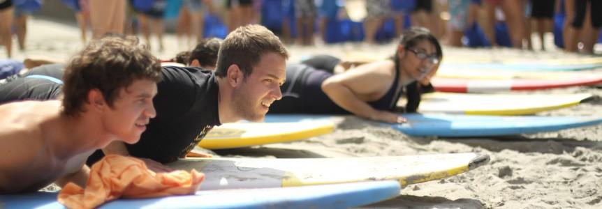 Surf Class Surf Board Basics